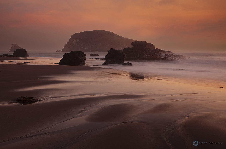 Harris Beach, Brookings Oregon