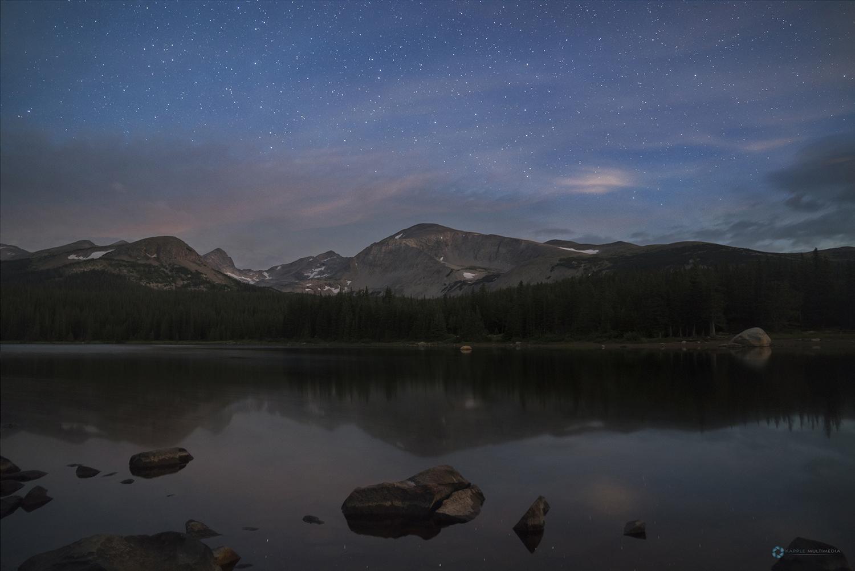 Lake Brainard, Colorado