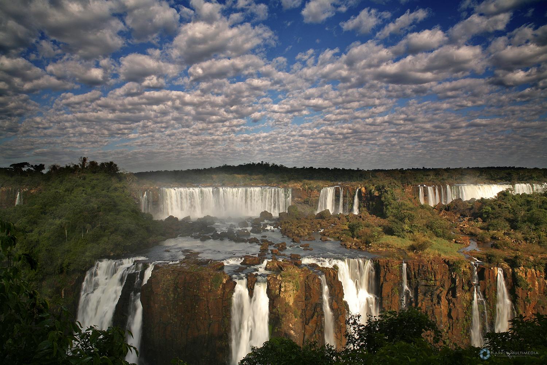 Iguazu Falls, Iguassu Falls