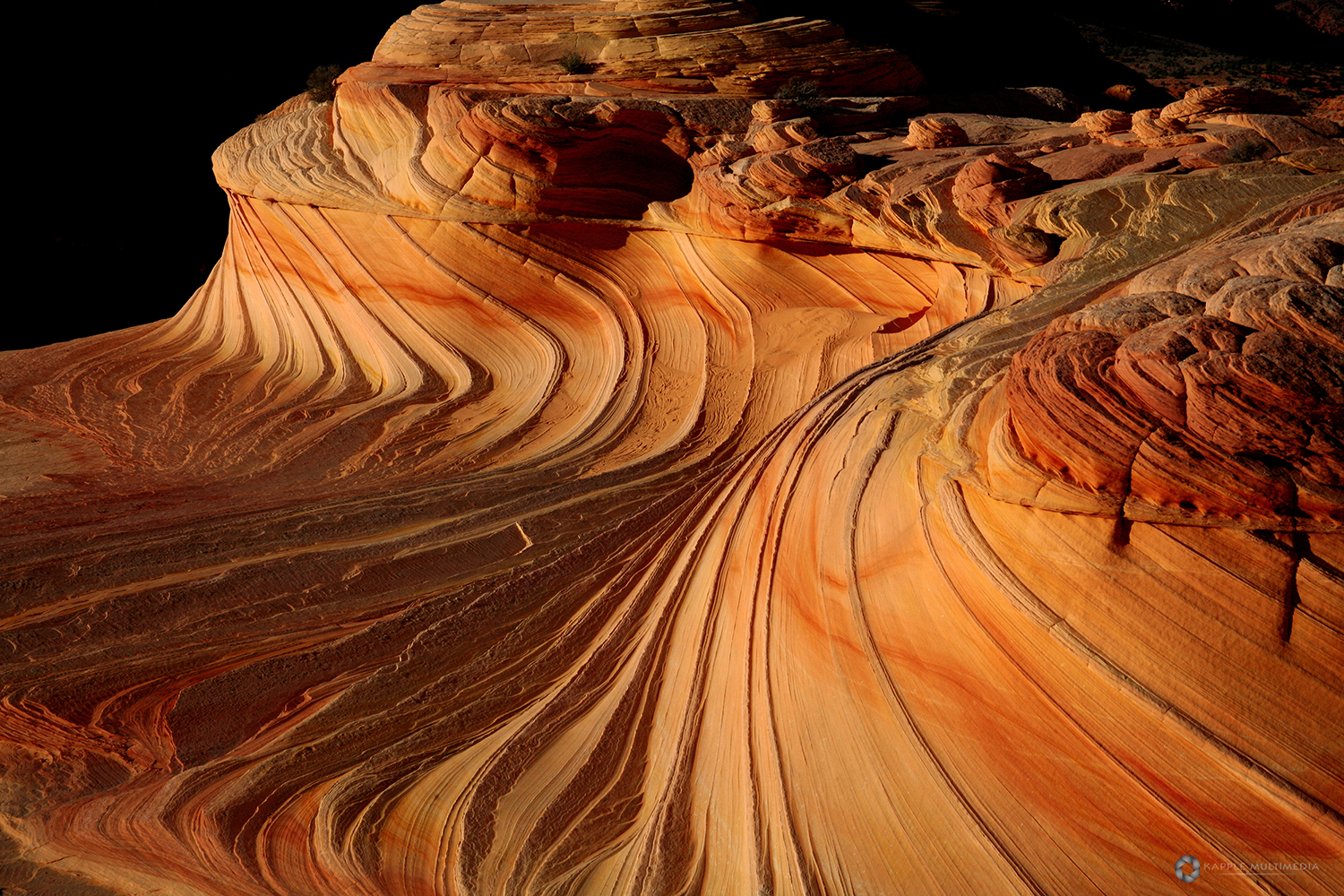 The Second Wave, Coyote Buttes
