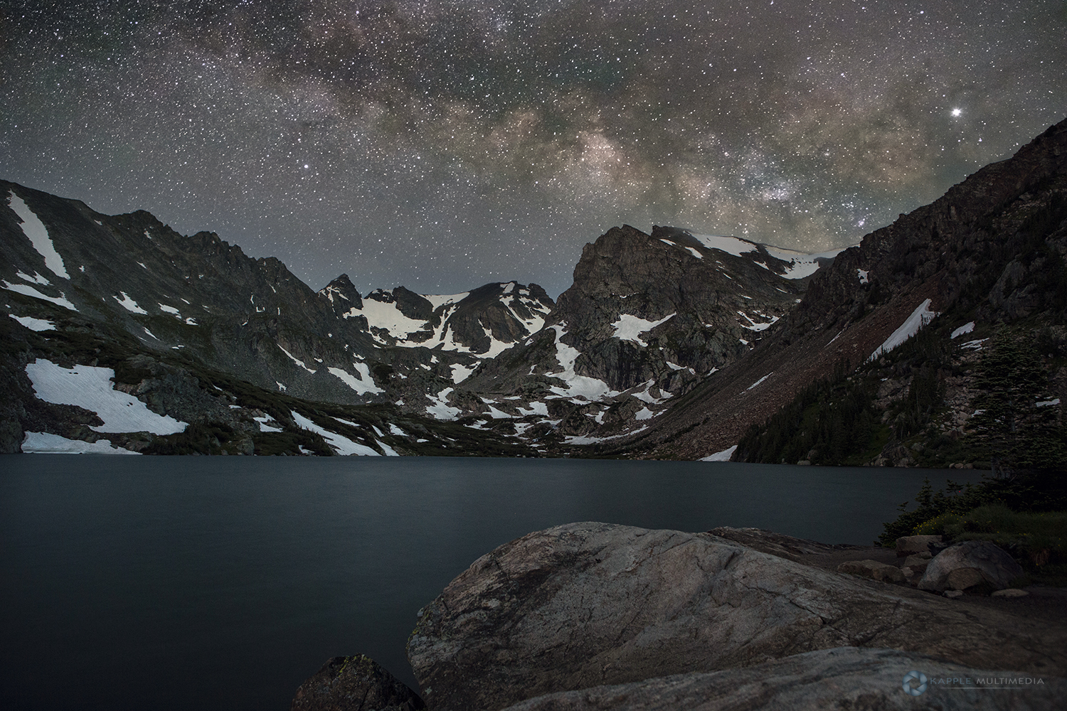 Lake Isabelle, Indian Peaks Wilderness Area, Colorado