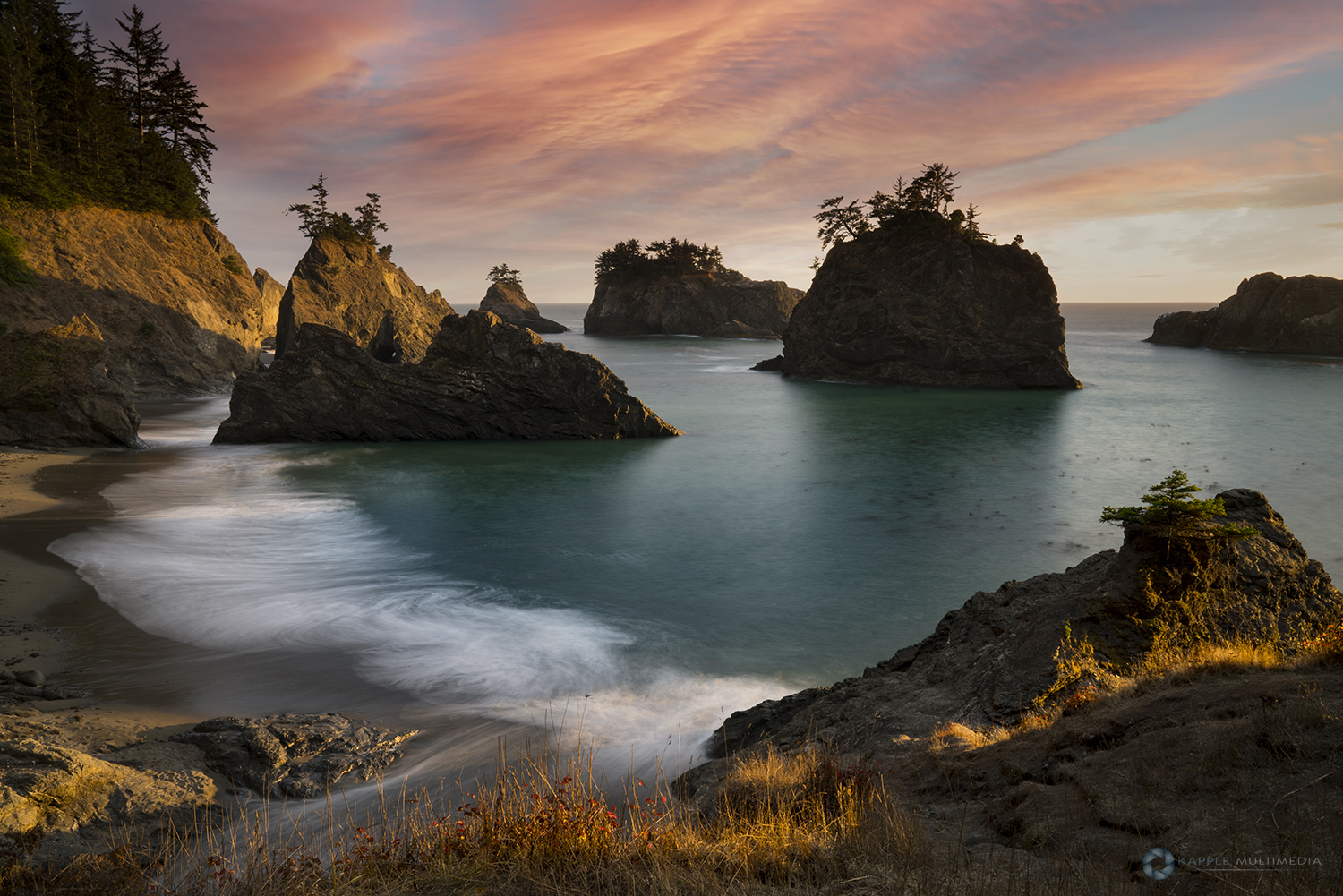 Secret Beach, Oregon