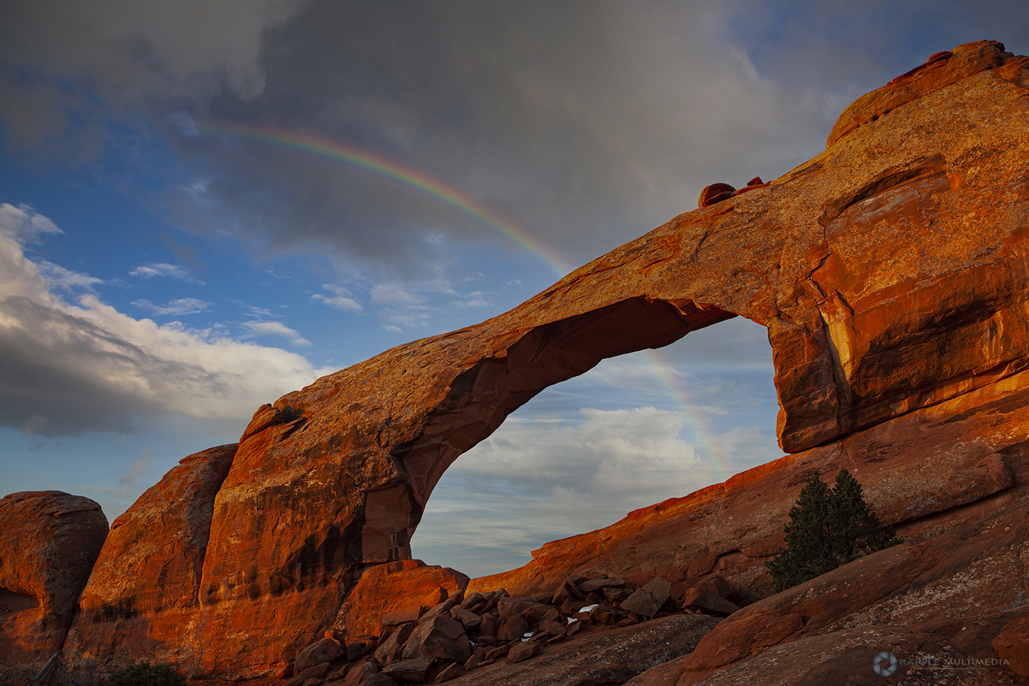 Skyline Arch, Arches National Park
